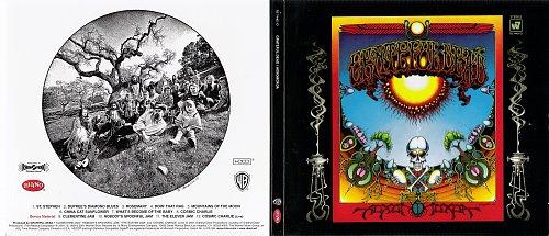 Grateful Dead - Aoxomoxoa (1969, Переиздание 2001)