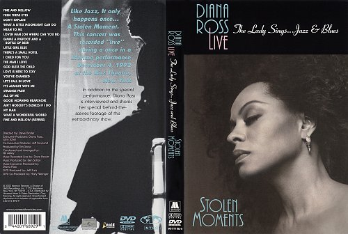 Diana Ross LIVE 1992 THE LADY SINGS… JAZZ & BLUES