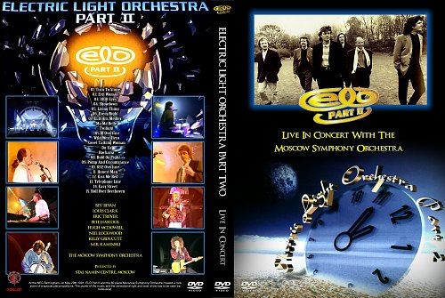 Electric Light Orchestra Part II - Live 1991