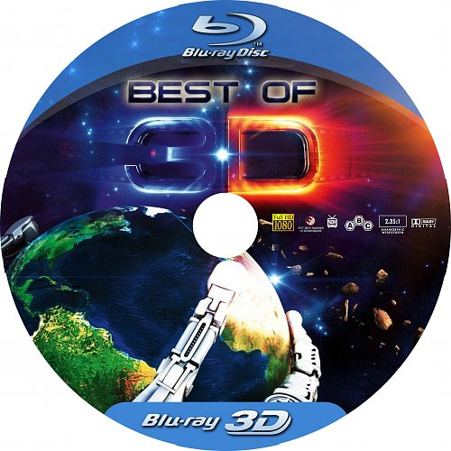 Лучшее в 3Д / 3-Definitive Collection: The Best of 3D Content Hub (2012)