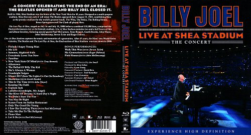 Billy Joel - The Concert Live at Shea Stadium (2008)