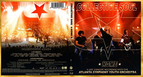 Collective Soul - Home Live 2001 (2006, 2010)