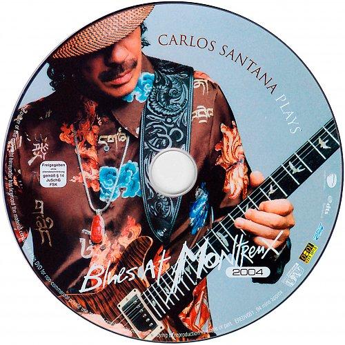 Carlos Santana - Blues At Montreux (2004)