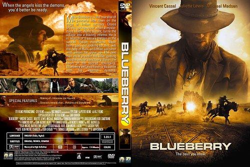 Блуберри / Blueberry (2004)