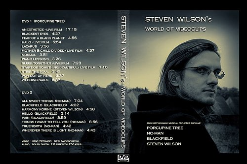 Steven Wilson - World Of Videoclips