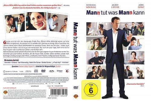 Что творят немецкие мужчины / Mann tut was Mann kann (2012)