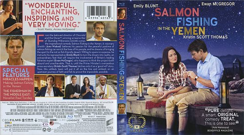 Рыба моей мечты / Salmon Fishing in the Yemen (2011)