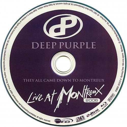 Deep Purple - Live at Montreux 2006 (2008)