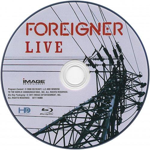 Foreigner - Live (2008, 2011)