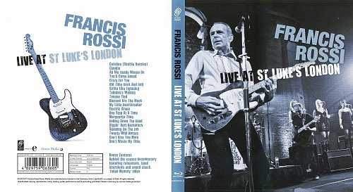 Francis Rossi - Live At St Luke's London (2011)