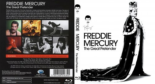 Freddie Mercury - The Great Pretender (2012)
