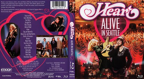 Heart - Alive In Seatttle (2002)