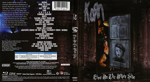 Korn - Live On The Other Side (2006)