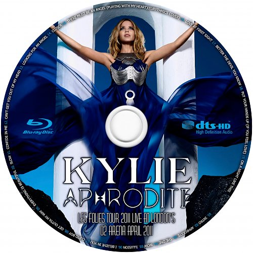 Kylie Minogue - Aphrodite Les Folies (Live in London 2011)