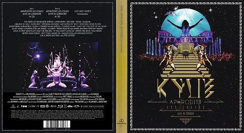 Kylie Minogue - Aphrodite Les Folies 3D (Live in London 2011)