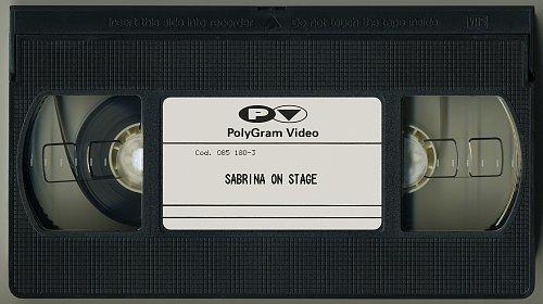 Sabrina - On Stage