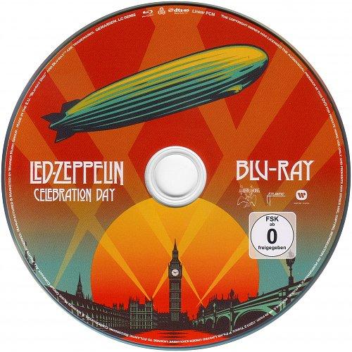 Led Zeppelin - Celebration Day. Live From London 2007 (2012)