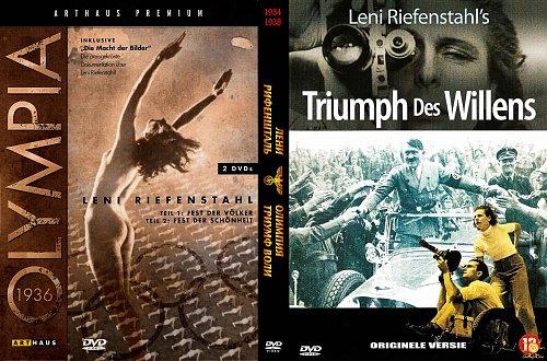 Олимпия. Триумф воли / Olympia. Triumph des Willens (1938, 1934)