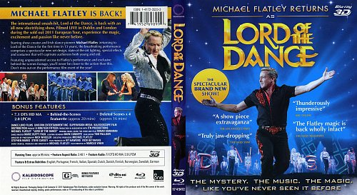 Michael Flatley Returns as Lord of The Dance 3D (2011)