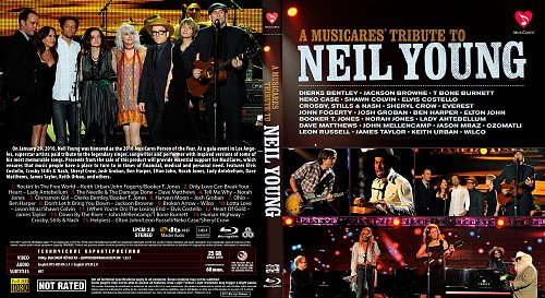 V.A. - A MusiCares Tribute to Neil Young 29.01.2010 (2011)
