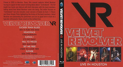 Velvet Revolver - Live in Houston (2004)