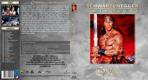 Conan Der Zerstörer (1984) The Schwarzenegger Anthology