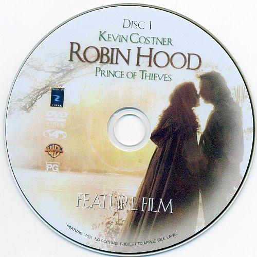 Робин Гуд - Принц воров/Robin Hood Prince of Thieves (1991)