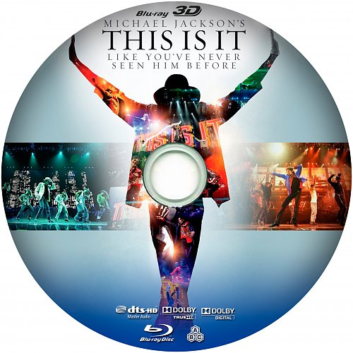 Michael Jackson - This Is It 3D (2009, 2010)