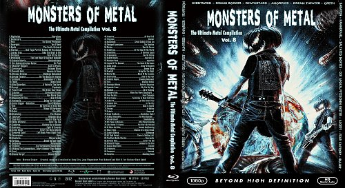 V.A. - Monsters Of Metal Vol.8 (2012)
