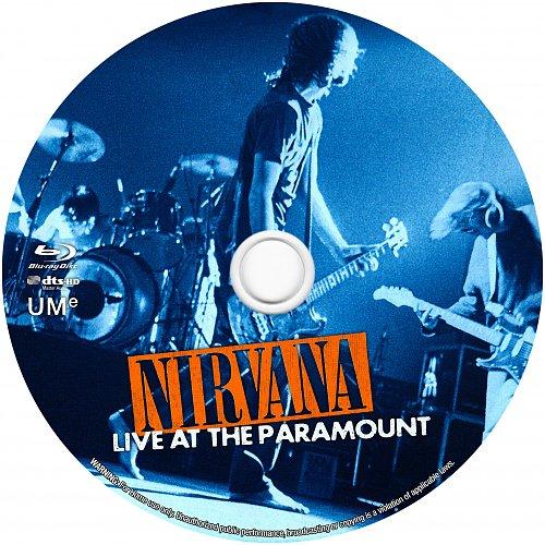 Nirvana - Live At The Paramount, Seattle, WA, USA 31.10.1991 (2011)