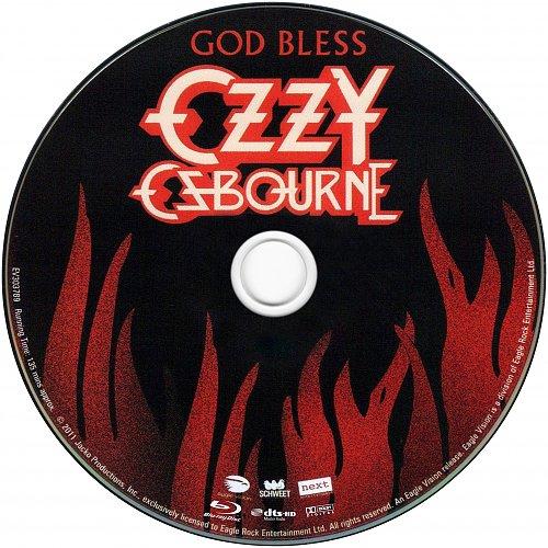Ozzy Osbourne - God Bless (2011)