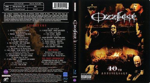 V.A. - Ozzfest - 10th Anniversary (2005)