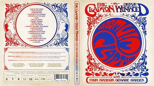 V.A. - Eric Clapton & Steve Winwood - Live From Madison Square Garden (2009)