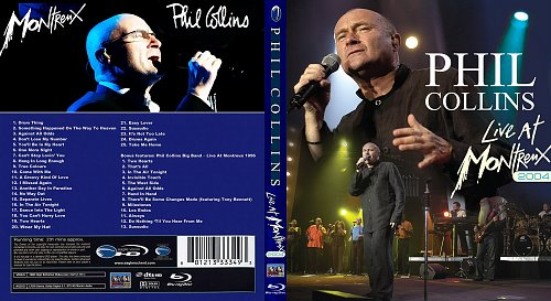 Phil Collins - Live At Montreux (1996, 2004)