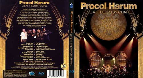 Procol Harum - Live At The Union Chapel (2004)