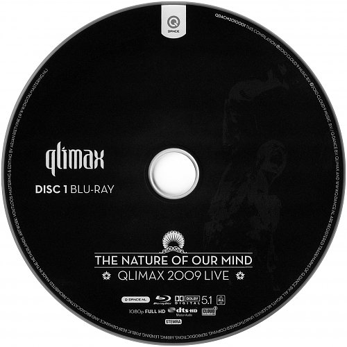 Qlimax - The Nature Of Our Mind - Qlimax, Live (2009)