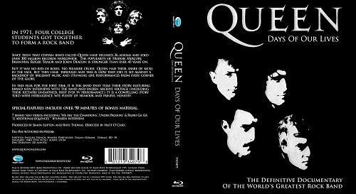 Queen: Дни наших жизней / Queen: Days Of Our Lives (2011)