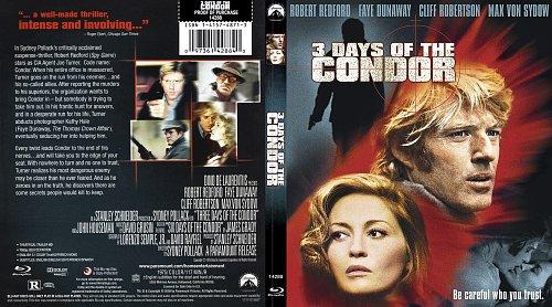 Три дня Кондора / Three Days of the Condor (1975)