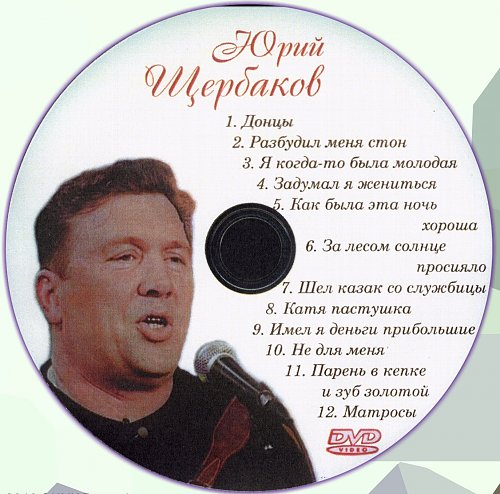 Щербаков Юрий - Парень в кепке