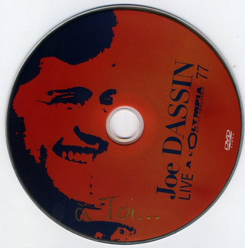 Joe Dassin - Live  At Olympia 1977