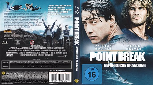 На гребне волны 1991-Point Break 1991 BD