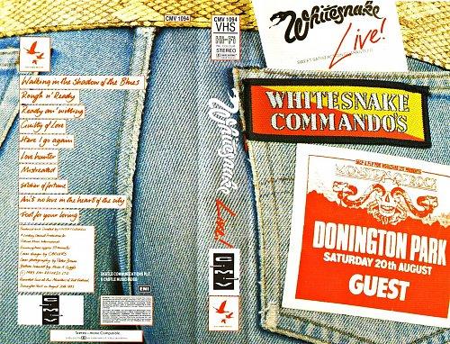 Whitesnake - Live! (1983)