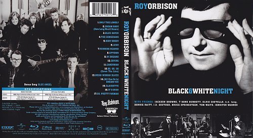 Roy Orbison - Black & White Night 1987 (1999)