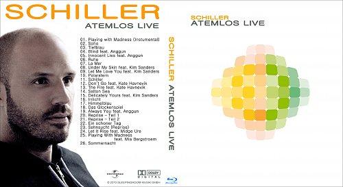 Schiller - Atemlos Live (2010)