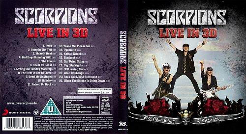 Scorpions - Live In 3D (2011)