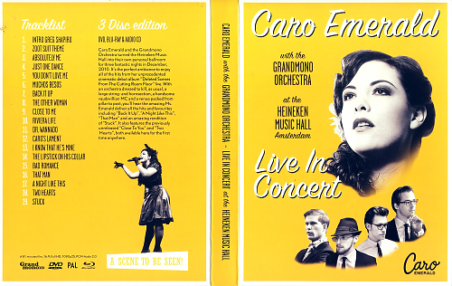 Caro Emerald With The Grandmono Orchestra - Live In Concert (2011)