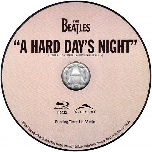 The Beatles: Вечер после трудного дня / The Beatles: A Hard Day's Night (1964)