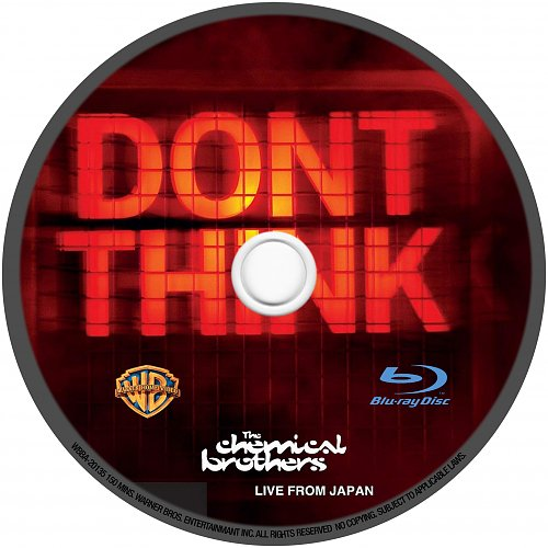 Chemical Brothers, The - Don't Think: Live From Japan (26.03.2012)