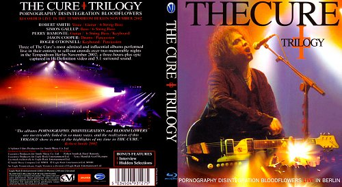 Cure, The - Trilogy: Live In Berlin (2002)