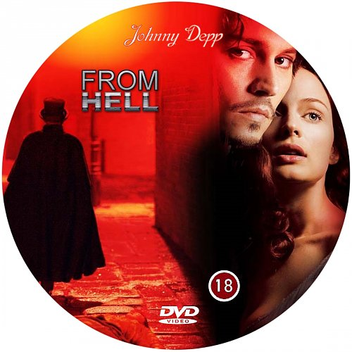 Из ада / From Hell (2001) Custom
